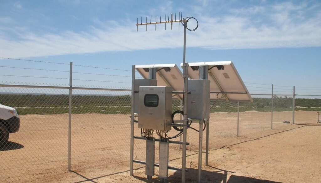 Remote Well Monitoring