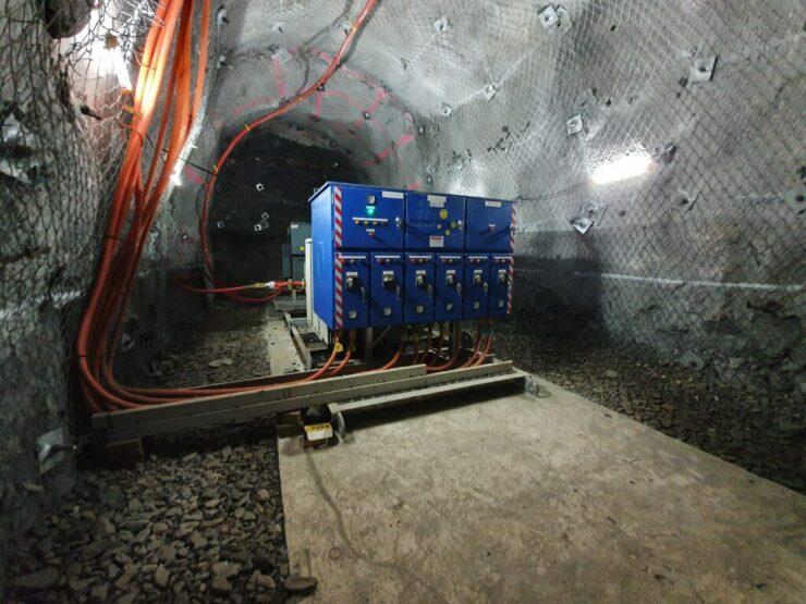 underground substation 3